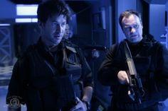 Stargate Atlantis: John Sheppard/Rodney McKay