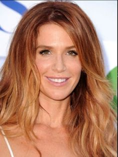 Image result for celebrities with strawberry blonde hair