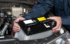 Where do you go when you need a new battery in Lake Oswego? If you need battery repair or to replace your dead battery, call the expert auto technicians at Dan's Auto Center. Motor A Gasolina, Mobile Mechanic, Auto Mechanic, Car Care Tips, Lead Acid Battery, Boat Battery, Car Parts, Car Repair, Vehicle Repair