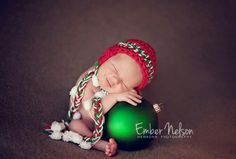Pensando en la Navidad con el bebé.