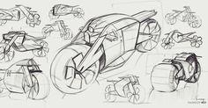 Agorapode ( off-road + motor cycle + Han solo ) by Swaroop Roy