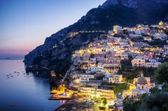 This romantic little Italian city is basically a honeymooners dream come true.