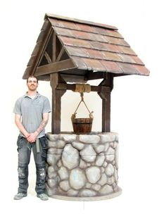 Wishing Well, Enchanted Forest Theme