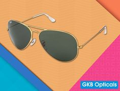 9a1af3cbe9e Stylish ray ban sunglasses in India are available only at GKB Opticals and  The Ray Ban