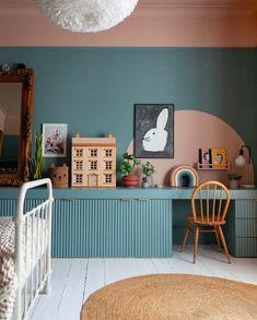 Big Girl Rooms, Boy Room, Oval Room Blue, Orac Decor, Baby Room Design, Kids Decor, Home Decor, Kid Spaces, Girls Bedroom