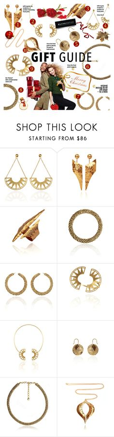 """""""Gift Guide"""" by blingsense ❤ liked on Polyvore"""