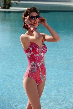 Lise Charmel Swimwear SS14 Collection #swimwear #lisecharmel