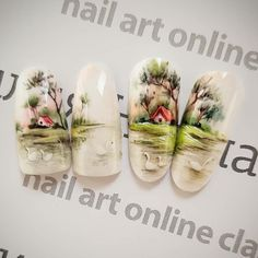 """Маникюр. Дизайн ногтей. МК (@ru_nails_master) on Instagram: """"Мастер @liliya_nigmatullina г. Москва Нравится работа? Ставь #ru_nails_master #дизайнногтей…"""""""