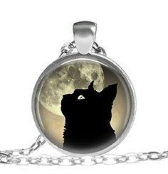 Black Cat and Moon, Art Pendant, Moon Jewelry, Pendant Necklace Shakespeare's Sisters Boutique http://www.amazon.com/dp/B00T0UY14W/ref=cm_sw_r_pi_dp_G38Swb1BXAWF6