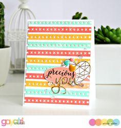 Precious You card