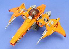 Amazon.com: LEGO Star Wars X-Wing Starfighter 6212: Toys & Games