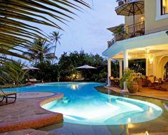 AfroChic, the Elewana Collection: The Jewel of Diani in Nairobi Diani Beach, Boutique Retreats, Amazing Swimming Pools, Nairobi, Hotel Deals, Beach Resorts, Kenya, Gazebo, The Incredibles