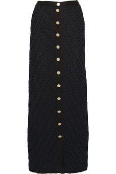 Missoni Crochet-knit maxi skirt | NET-A-PORTER