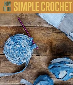 DIYReady.com tutorial on How To Crochet Crocheting Tutorial For Beginners. Check it out at diyready.com/how-to-crochet-stitches-crocheting-for-beginners/