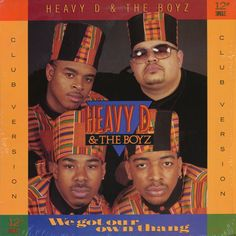 Heavy D. & The Boyz - We Got Our Own Thang (Vinyl) at Discogs