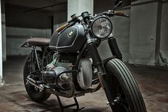 BMW BOXER BLACK | Motorecyclos
