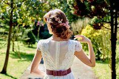 "Carmen Soto The Bride | Atelier de vestidos de novia | Editorial ""NoviasNoviasNovias"": Inspiración para las futuras novias | http://www.carmensotothebride.com"