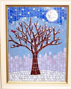 Stained+Glass+Winter+Trees | Winter Tree | Flickr - Photo Sharing!