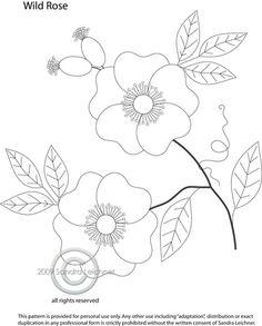 Best 25+ Flower applique patterns ideas on Pinterest