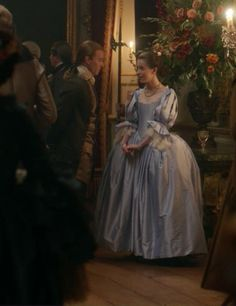 """Season Two of Outlander on Starz, Episode Two """"Not In Scotland Anymore"""" Mary Hawkins meets Alexander Randall! Claire Fraser, Jamie Fraser, E Claire, Diana Gabaldon Books, Diana Gabaldon Outlander Series, Outlander Book Series, Starz Series, Outlander Season 2, Outlander 3"""