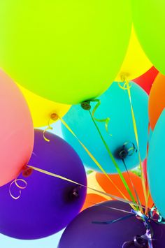 Site full of kids party ideas