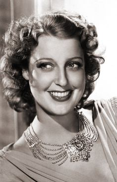 Jeanette MacDonald, nicknamed Jenni, and Jam. She was born in 1903 and is best known for her 1930's musicals with Nelson Eddy and Maurice Chevalier.  She starred in 29 featured films in the 30's and 40's and earned three gold records.