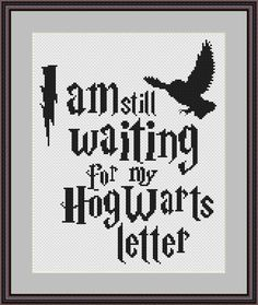 Excited to share the latest addition to my #etsy shop: Harry Potter cross stitch pattern Hogwarts cross stitch pattern easy cross stitch pattern beginner cross stitch pattern modern xstitch chart #crossstitchpattern #modernxstitch #crossstitchmodern #crossstitchchart #patternmodern #harrypotter http://etsy.me/2BalrsL