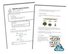 La Eduteca: RECURSOS PRIMARIA   Resumen para preparar examen de Ciencias Naturales de 2º: plantas y animales.