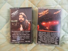 Bob Seger The Silver Bullet Band 2 Cassettes Stranger In Town Nine Tonight With Images Bob Seger Silver Bullet Hollywood Night