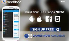 iphone App Maker | Make an App | Appsbar