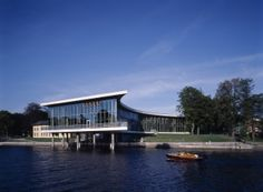 Halmstad Library/Sweden/schmidt hammer lassen architects/photo: Adam Mørk