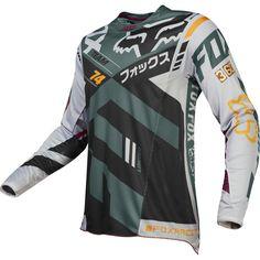 Fox Racing 360 DIVIZION LIMITED EDITION JERSEY - Motocross - FoxRacing.com
