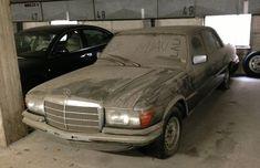 Found this Mercedes Benz 450 SEL 6.9 (W116) in a basement garage. Was there for nearly 20(!) years. Read the full story (in german) and watch the video: http://blog.radiofuzzie.com/2013/06/14/der-schatz-in-der-frankenallee-oder-wie-ich-einmal-fast-zu-einer-mercedes-s-klasse-gekommen-ware-654.html