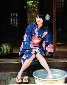 横山由依(ゆいはん) 浴衣姿の高画質画像/写真 スマホ待ち受け#14
