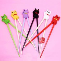 2016 NEW Lucky Cat children learning chopsticks free shipping #clothing,#shoes,#jewelry,#women,#men,#hats,#watches,#belts,#fashion,#style
