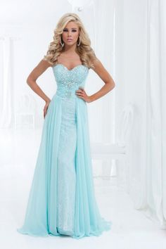 e585b65786 2014 New Style Sweetheart A Line Brush Train Chiffon Lace With Beads And  Ruffle Prom Dresses 2016