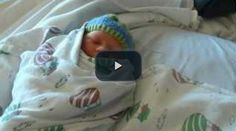 Oh that's heart melting!! Adorable little girl kisses her baby brother  #funnybabies #funnyvideos