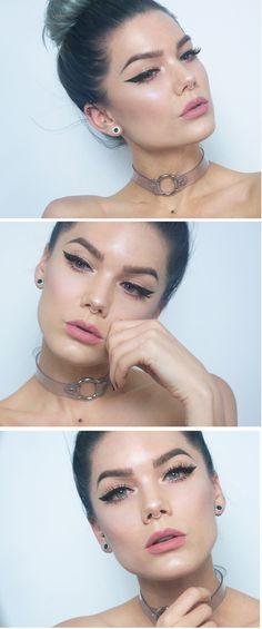 【ρinterest: ⚜ LizSanez✫☽】 //♡ Linda Hallberg Makeup - sound of silence Sexy Makeup, Makeup Inspo, Makeup Inspiration, Makeup Looks, Hair Makeup, Linda Hallberg, Beauty Make Up, Hair Beauty, Makeup Sites