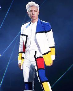 #TOP ❤️💛💙🖤 Yes, yes indeed. 🖤💙💛❤️ #BIGBANG #빅뱅 #최승현 #탑 #崔勝鉉 #tttop #권지용 #TOP #ChoiSeungHyun #T_O_P