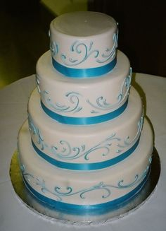 """seashell wedding cake - Google Search"