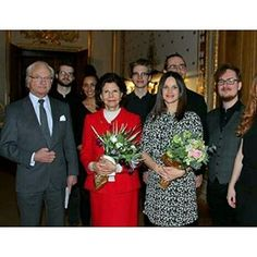 Princess Sofia attends a 'Music in the Castle' Concert at the Royal Palace with the King and Queen.♡ 20 January 2016 Credits Royal ladies  #princesssofia #prinsessansofia #sofiahellqvist #kungahuset #swedishroyalfamily #swedishroyals #likes #likes4likes #l4l