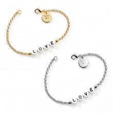 "Armband mit ""LOVE""-Lettern"