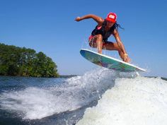 Wakeboarding cant wait for the summer