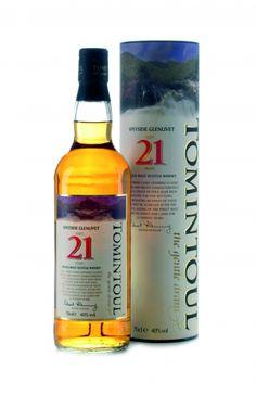 Whisky Tomintoul 21 YO