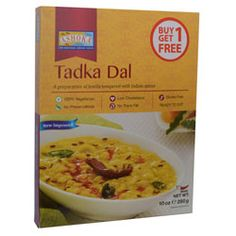 Buy Tadka Dal online fom Spices of India - Free delivery on Tadka Dal - Ashoka (conditions apply). Indian Food Recipes, Free Delivery, Spices, Conditioner, How To Apply, Stuff To Buy, Products, Spice, Indian Recipes