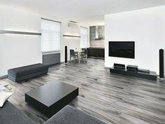 Monza Grigio Natural Wood Effect Grey Porcelain Wall Floor Tiles Sample | eBay