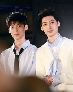 YoungMin e KwangMin