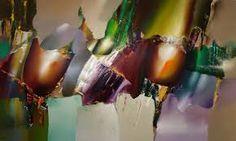 Bildergebnis für blumen abstrakte malerei