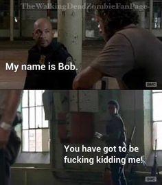 The Walking Dead funny meme season 5