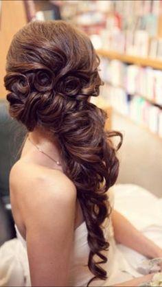 Love this hair style!!! Favorite thus far!